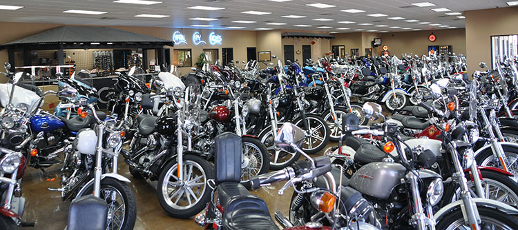 Service Department Capital City Cycles Columbia South Carolina